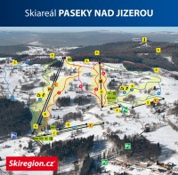 Ski areál Paseky nad Jizerou