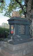 pomník setníka Krušiny