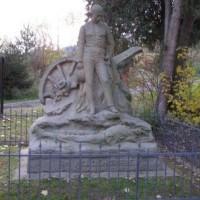 památník rakouským dělostřelcům