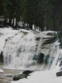 Harrachov - Mumlavský vodopád