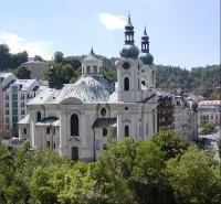 Kostel vedle vřídla