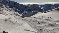 Zimní dovolená, lyžování v Rakousku, Stubai