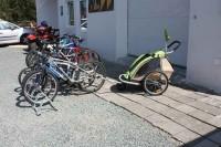 Horská kola, půjčovna Adventure Deštné v Orlických horách