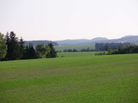 Pohled do přírody