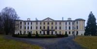 ranní zámek v Zahrádkách