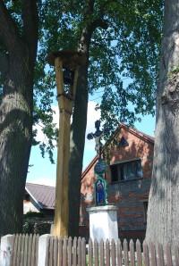 Žandov - Zvonička a památník