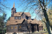 Kostel sv. Bedřicha z r. 1875