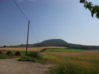 Říp, Želízy, Houska a Rozhledna na Vrátenské hoře