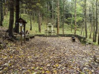 Jeseník - Rumunský pramen