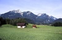 Vzpomínky na Bavory - pt. 2, retro, hory
