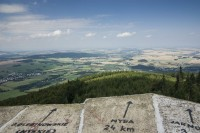 Výhled na Polsko