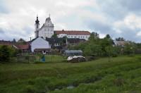 Nová Říše - opatský kostel sv. Petra a Pavla