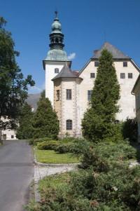 Janovický zámek