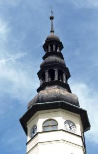 Staré Město p.Sn. – radniční věž