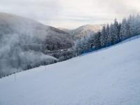 Zimní Medvědí hora