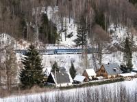 Vlak na Slezském Semmeringu