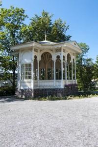 Jeseník - Hudební pavilon