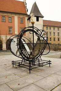 Olomouc – Nebeský globus