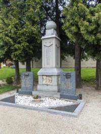 Bludov – pomník padlých