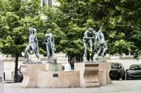 Senovážné náměstí, Praha – Čeští muzikanti