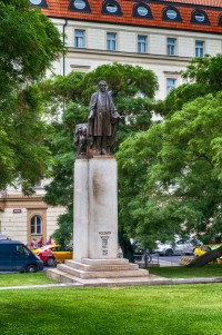 Praha – Thomas Woodrow Wilson