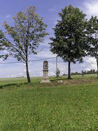 České Petrovice – sousoší Svaté rodiny