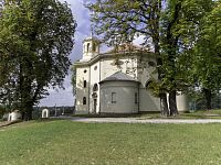 Na dohled kostel sv. Jakuba