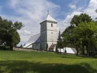 Vikantice – kostel sv. Wolfgagnga