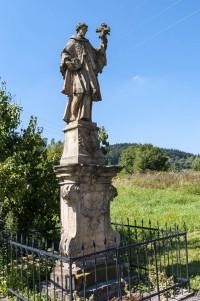 Stará Ves u Rýmařova – sv. Jan Nepomucký
