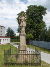 Mohelnice – sv. Jan Nepomucký