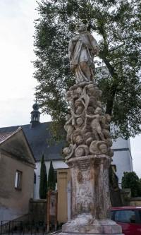 Šumvald – sv. Jan Nepomucký