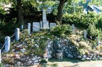 Malá Morávka – pomník padlých