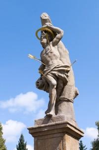 Doubravice nad Svitavou – sv. Šebestián