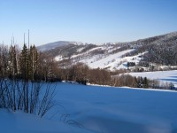 Dolní Údolí – Skiareál U Pekina