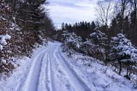 Zimní trasa