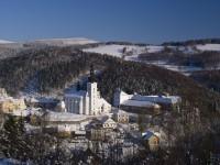 Od lyžařského areálu Proskil