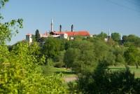 Klášter Hradiště nad Jizerou – pozůstatky kláštera