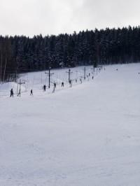 Ski areál Kareš Kouty nad Desnou