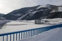 Údolní přehrada