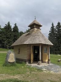 Velké Vrbno - kaplička Sv. Kryštofa