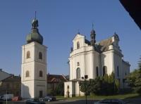 Choceň - kostel sv. Františka Serafínského