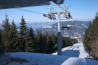 Mravenečník - lyžařský okruh