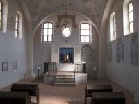 V synagoze