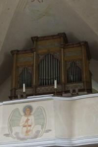 Varhany v Raškově