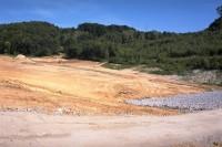 Vodní nádrž Kamenná - Rohle