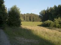 Hrabišín - přehrada