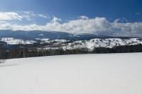 Panorama Králického Sněžníku