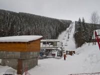 Nejhezčí skiareál na Moravě - Červenohorské sedlo