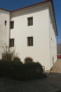 Stará synagoga - Holešov
