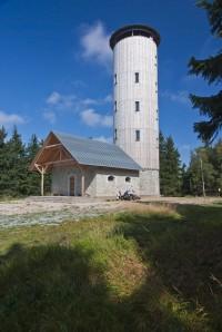 Rozhledna na Borůvkové hoře